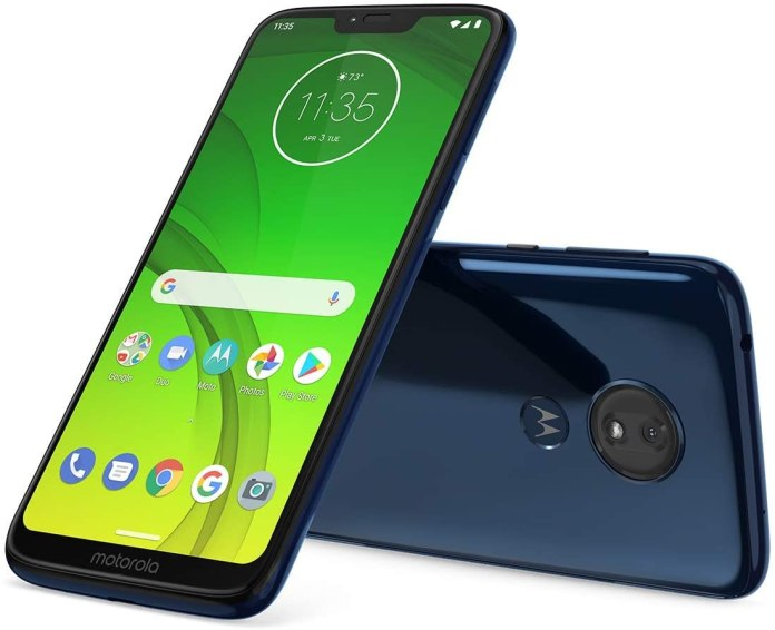 Moto G7 Optimo Maxx Review Maximum Features At A Low Price