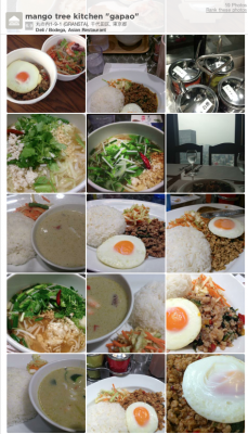 "mango tree kitchen ""gapao"""