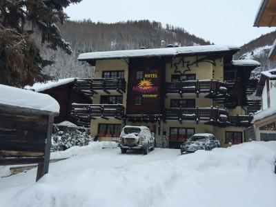 Bargsunnu Hotel, Saas Grund, Switzerland