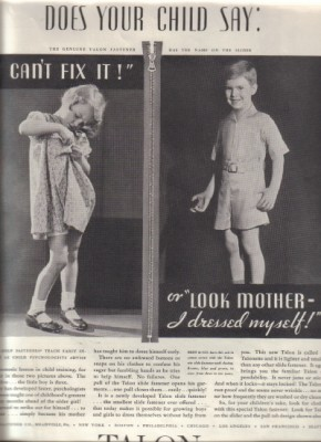 1932-children-talon-ad