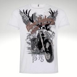 Herren T-Shirt Alpen Highway