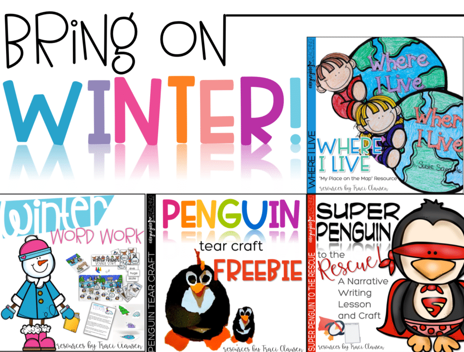 Winter-Themed Activities