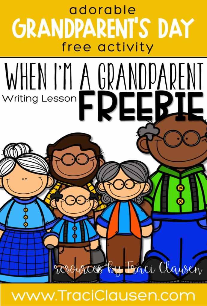 When I'm a Grandparent resource cover