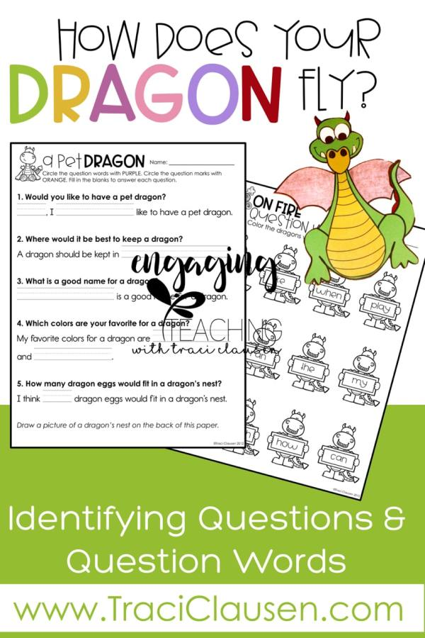How Does Your Dragon Fly Activities