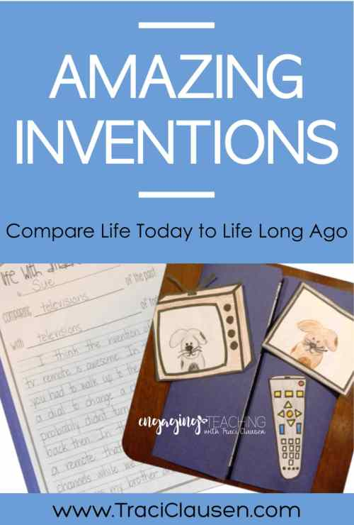 invention writing activity