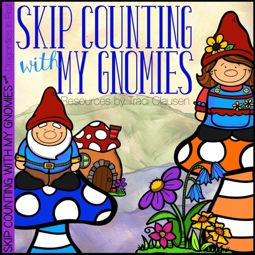 Skip Counting With My Gnomies