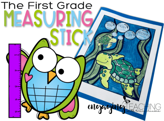 1st Grade Measuring Stick