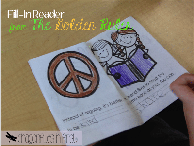 Writing About the Golden Rule - Engaging Teaching - Traci Clausen