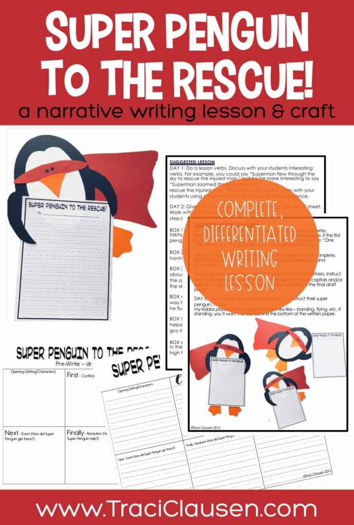 Super Penguin Resource pages