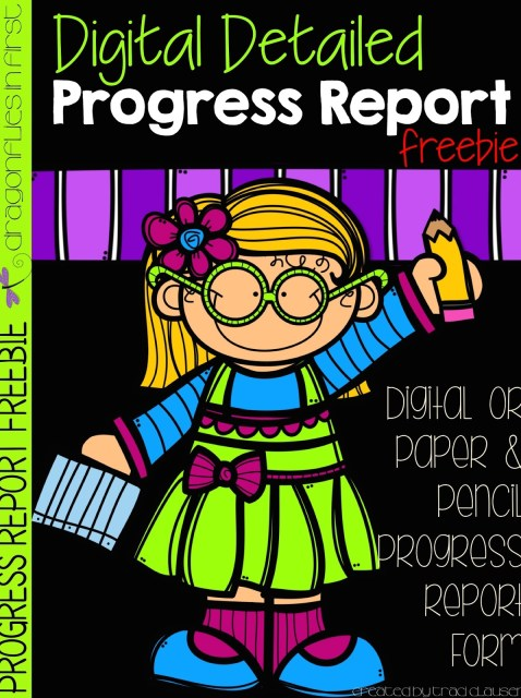 Digital Progress Report