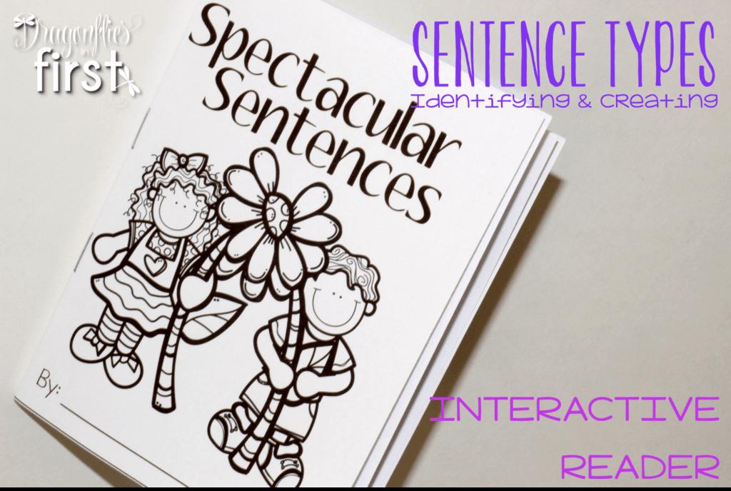 Sentence Types • Engaging Teaching - Traci Clausen