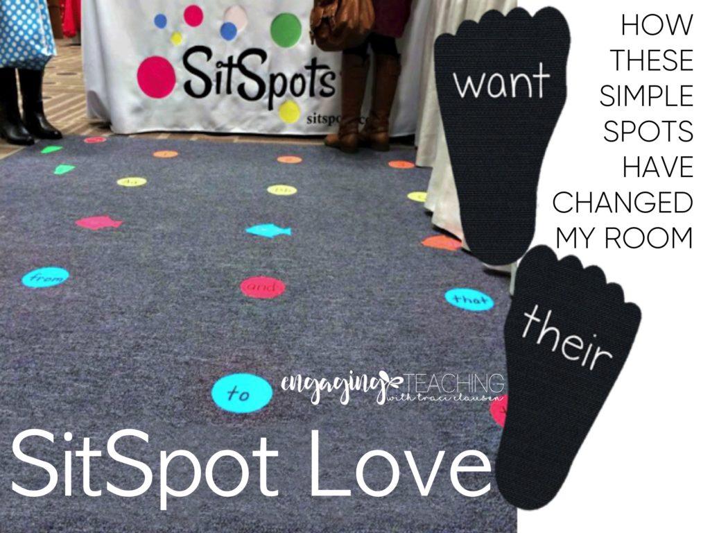 Sit Spot Love