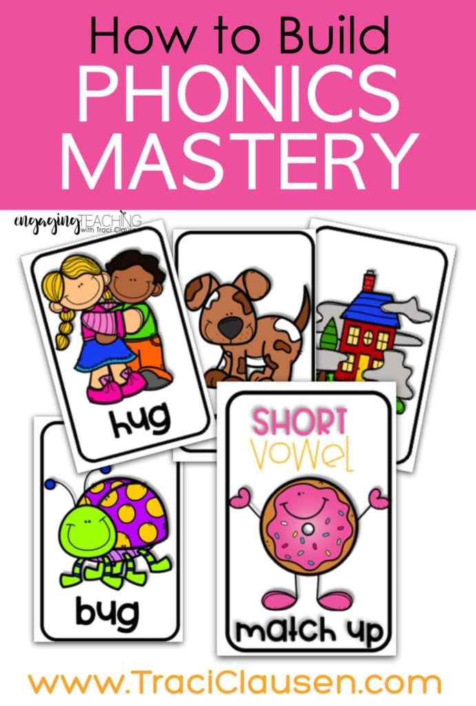 short vowel card game