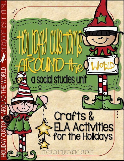 Holiday Customs Around the World - Engaging Teaching with Traci Clausen