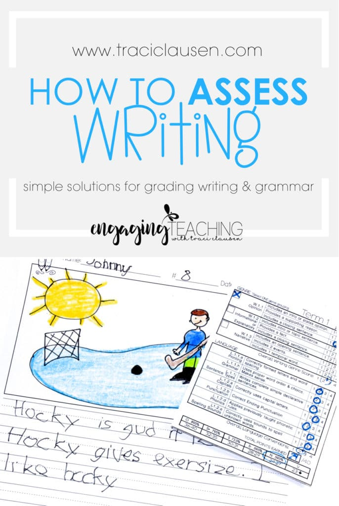 How to Assess Writing & Grammar