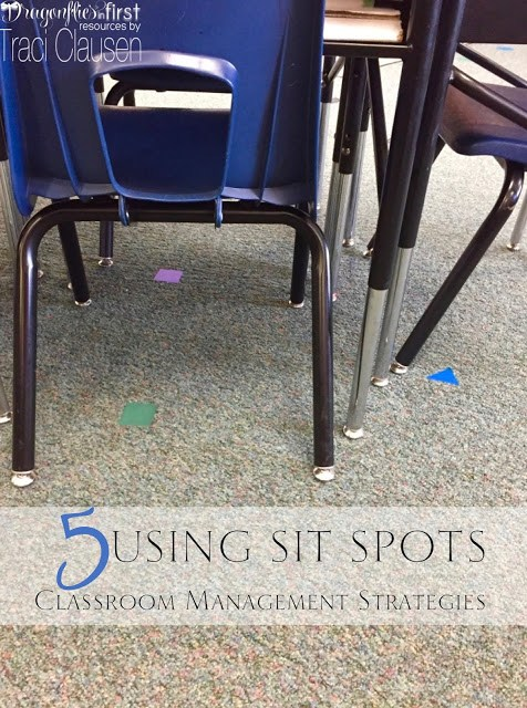 SitSpots for Classroom Management