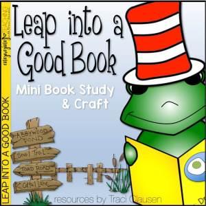 Leap Into A Good Book - Traci Clausen