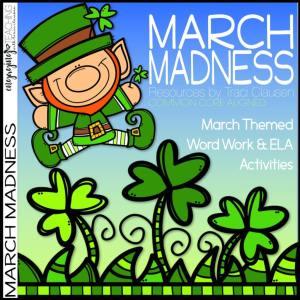 March Madness - Traci Clausen