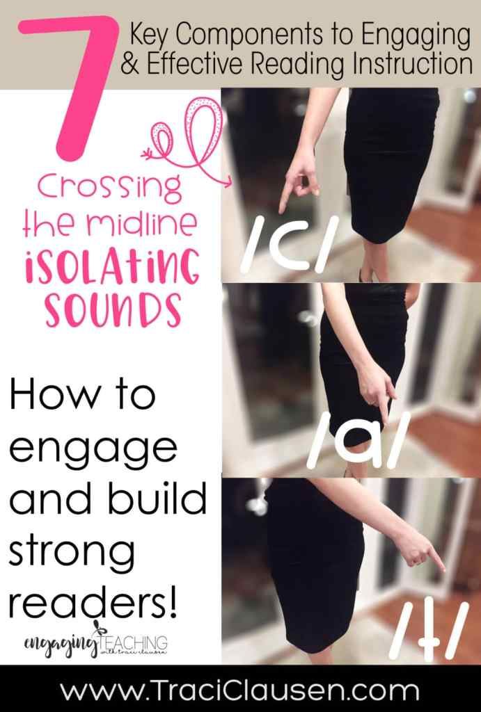Crossing Midline Reading Instruction