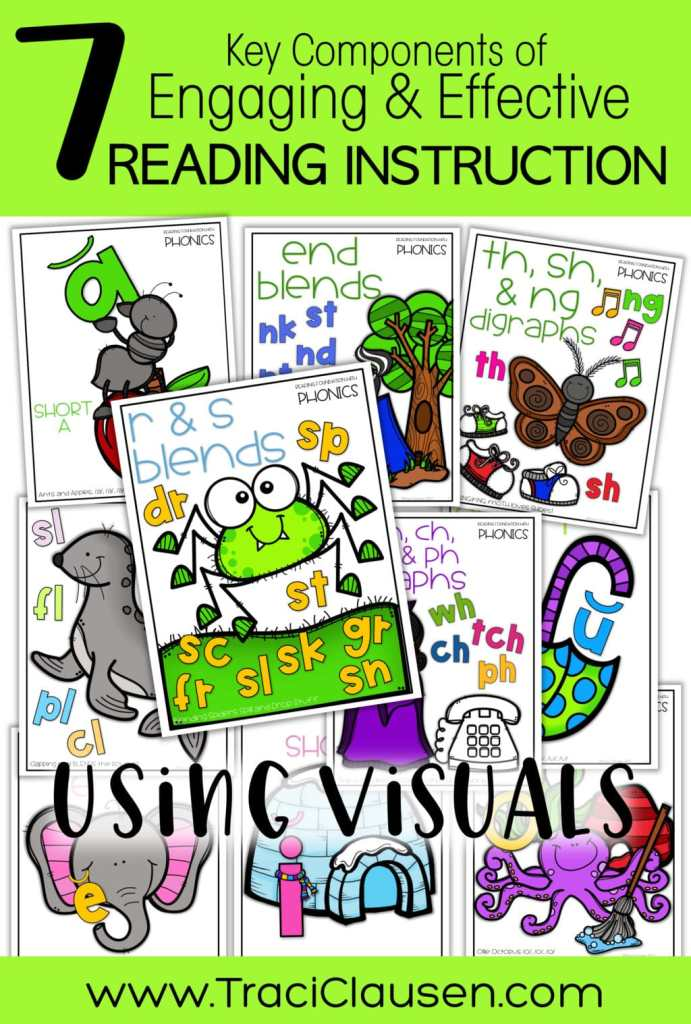 Visual Aids for Reading Instruction