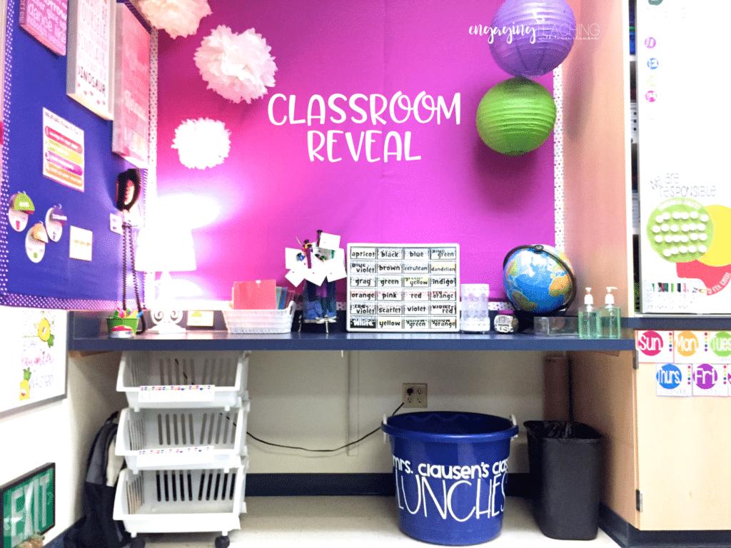 Classroom Revel Counter