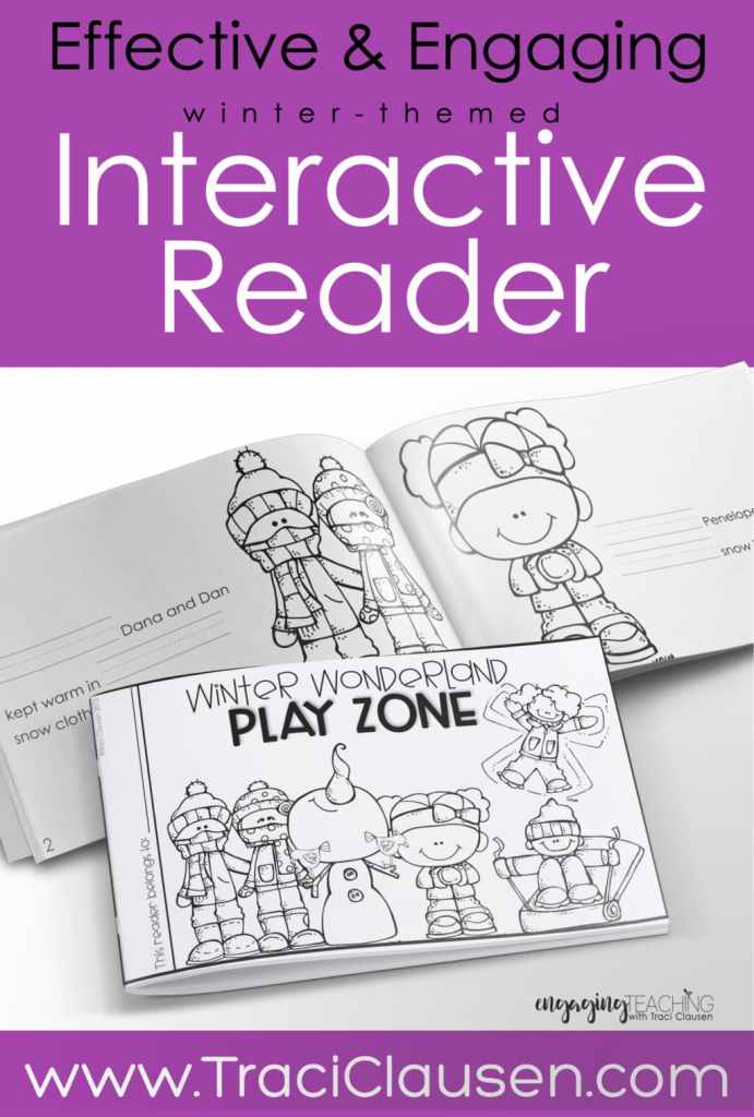 Interactive Reader Play Zone