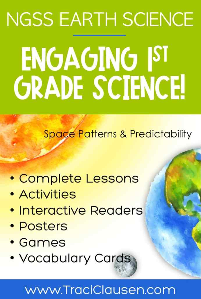 NGSS 1st Grade Earth Science