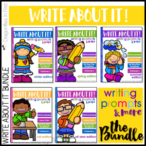 Write About It Bundle