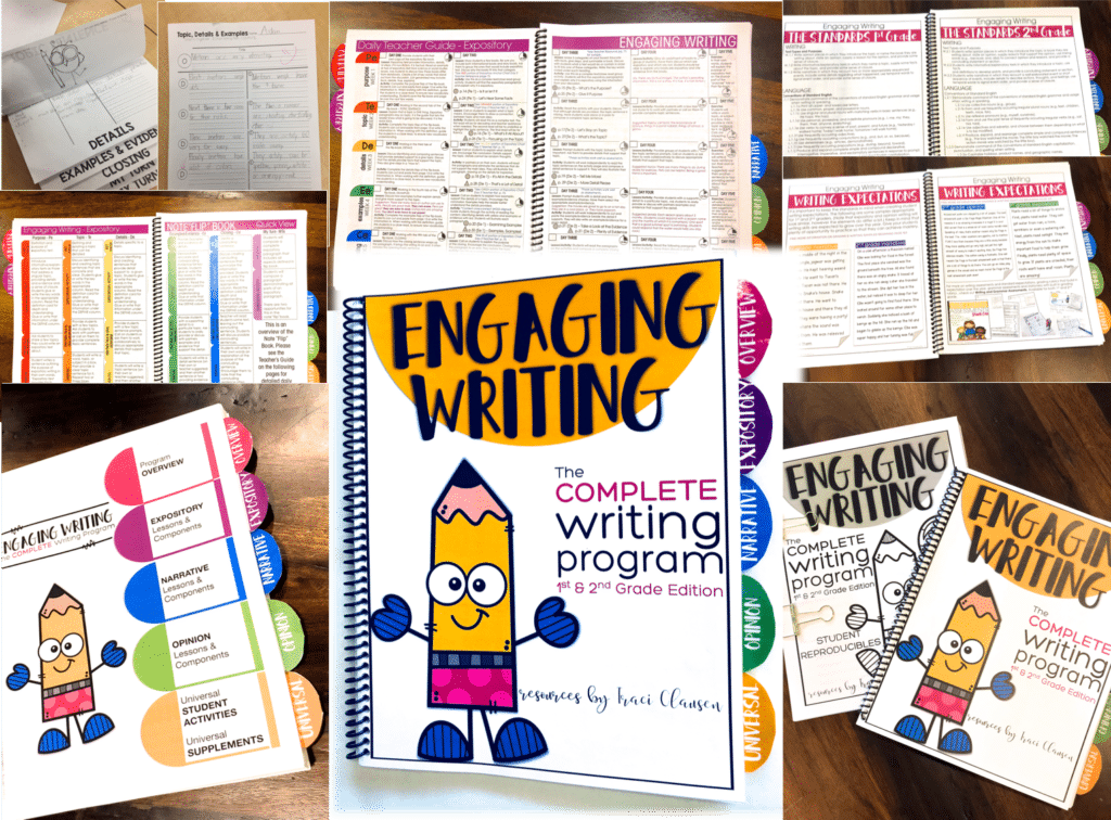 Engaging Writing – Primary Writing Curriculum