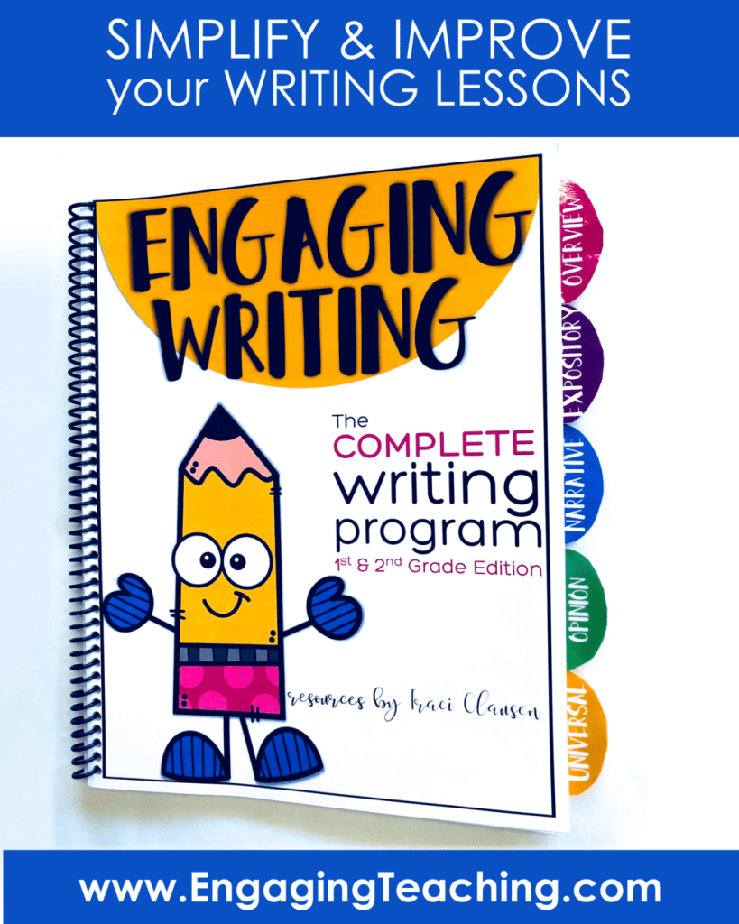 Engaging Writing Teacher Guide