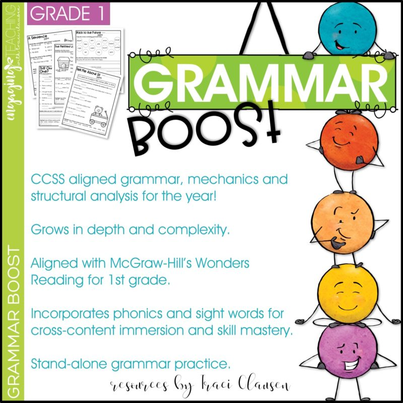 Grammar Boost product cover
