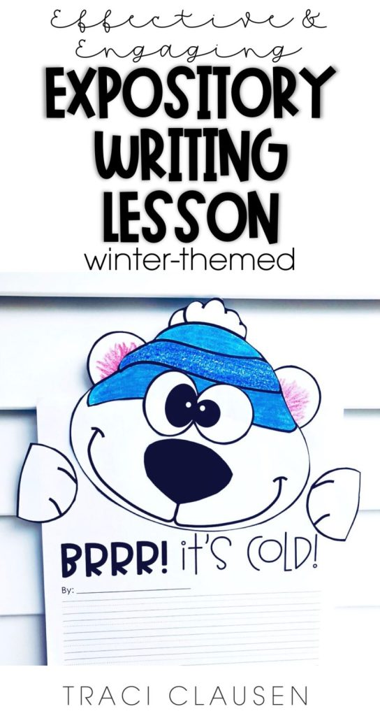 Polar Bear craft and writing stationery