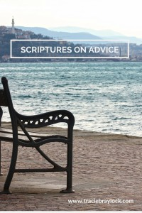 Scriptures on Advice