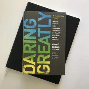 Daring Greatly by Brene Brown | Tracie Braylock