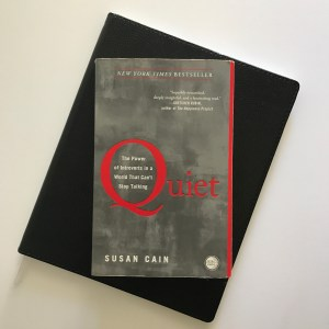 Quiet by Susan Cain | Tracie Braylock