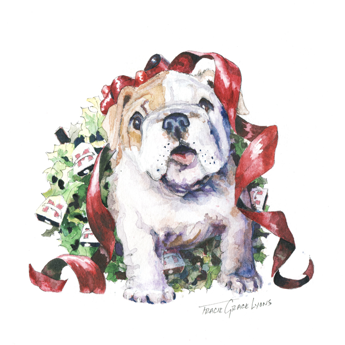 Christmas Card – Bully – Tracie Grace