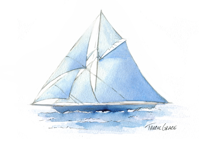 Sailboat (web)