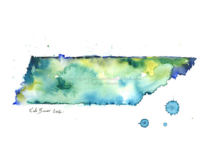 Tennessee State Wet-On-Wet Project