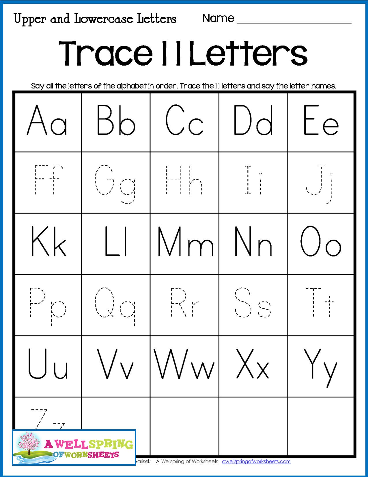 Tracing Letter Dd Worksheet