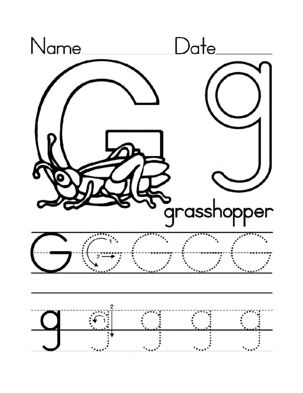 Kidzone Tracing Letters