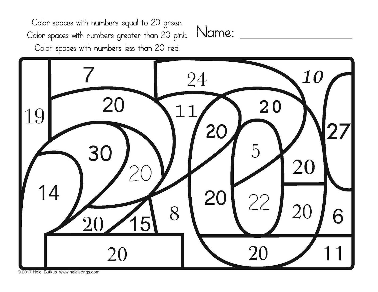Schoolsparks Kindergarten Worksheets Category Tracing
