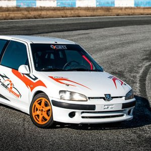 Peugeot-106-rallye by Track-speed
