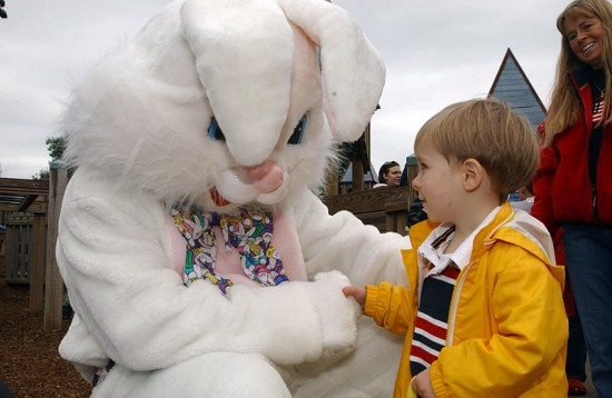 How old is the Easter Bunny