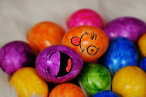 Silly Easter Eggs