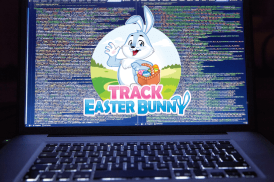 Easter Bunny Tracker Track Easter Bunny