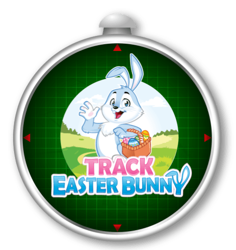 Track Easter Bunny Radar