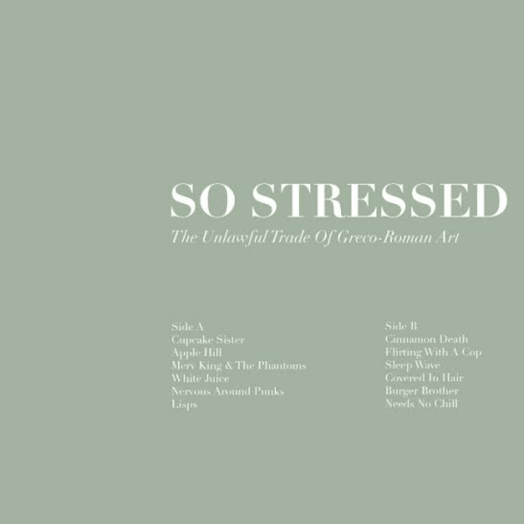 So Stressed Cover