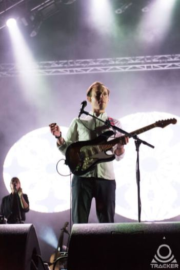 Bombay Bicycle Club @ SBSR 2015