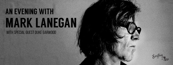 Mark Lanegan An evening with