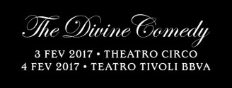 The Divine Comedy Foreverland Portugal Tour 2017
